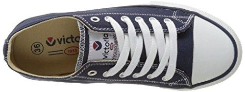 Mixte Autoclave Zapato Adulte Victoria Marino Hautes Baskets Bleu q4IUw8