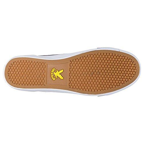 Uomo Canvas Sneaker Basse blu LNSSHalket 4wqZtxAw