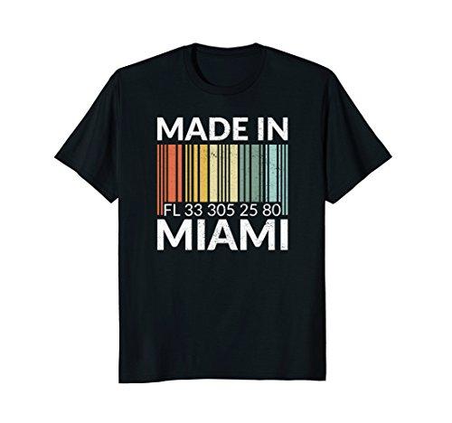 Made in Miami City Born in Miami - Men Miami In