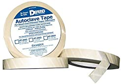 5 Rolls of Autoclave Tape 3/4
