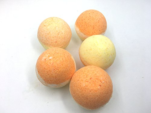 Monkey farts Kids bath bombs 4 pack 1.5 oz each total 5 oz