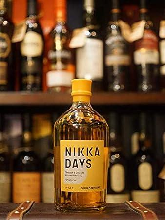 Whisky Japonés Nikka Days, 70 cl - 700 ml