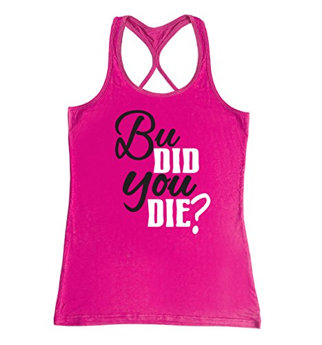 TeeMixed Women Fitness Gym Tank Tops But did You die