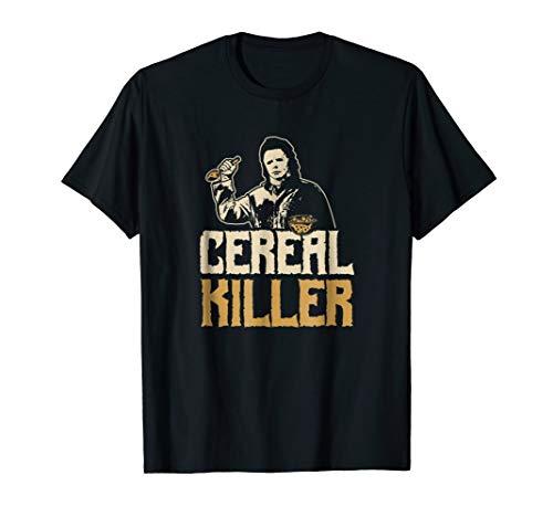 Halloween Cereal Killer Horror Shirt Serial Killer Movie