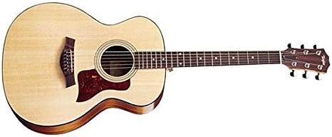 Taylor 114 Grand Auditorium Guitarra acústica: Amazon.es ...