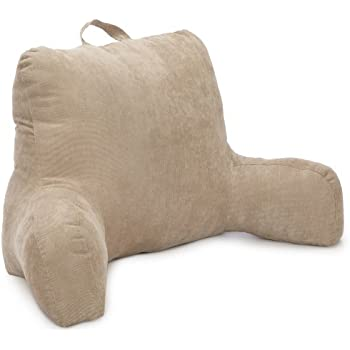 Amazon Com Greendale Home Fashions Bed Rest Pillow Omaha