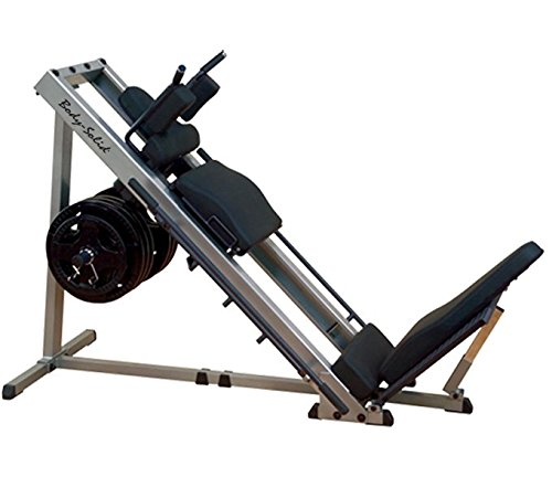 Body-Solid #GLPH1100 Leg Press & Hack Squat Machine - INCLUDES FREE INSIDE DELIVERY & SET-UP by Body-Solid