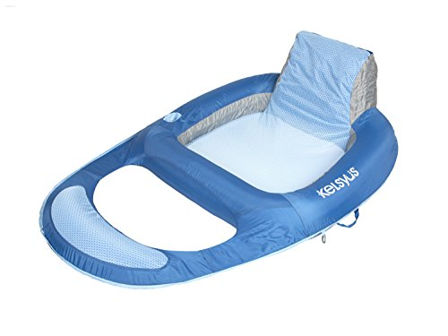 SwimWays 80014 Kelsyus Floating Lounger Lounger Pool Float Toy