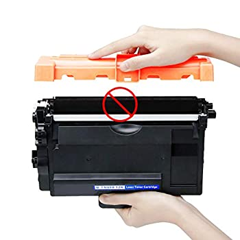 JARBO TN-880 TN880 Toner, Super High Yield, for Brother TN-850 TN850 TN-820 TN820, 2 Black, Use with Brother HL-L6200DW L5200DW L5100DN L6300DW MFC-L5900DW L5700DW L5800DW L6700DW L6800DW Printer