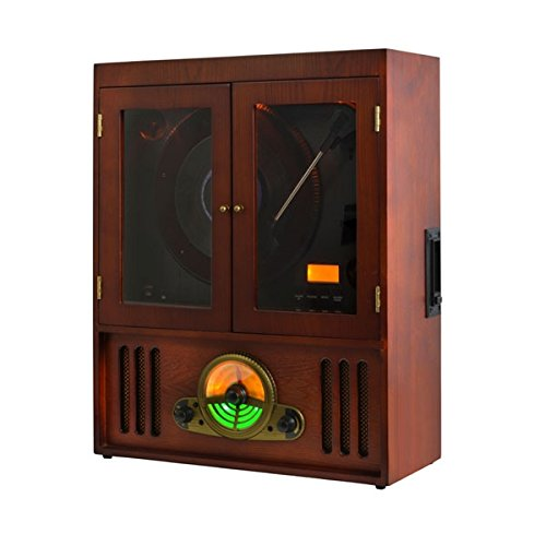 Tocadiscos Vertical RETRO33-45-78 Revoluciones TT-40 de ...