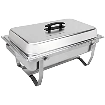 Amazon Com Tiger Chef 8 Quart Full Size Stainless Steel