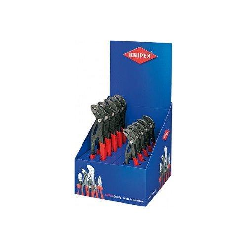 Knipex 001919V09 10-Piece Cobra Pliers Display