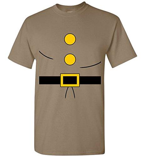 Floss Boss Store Sneezy Dwarf Halloween Group Matching Costume T-Shirt -