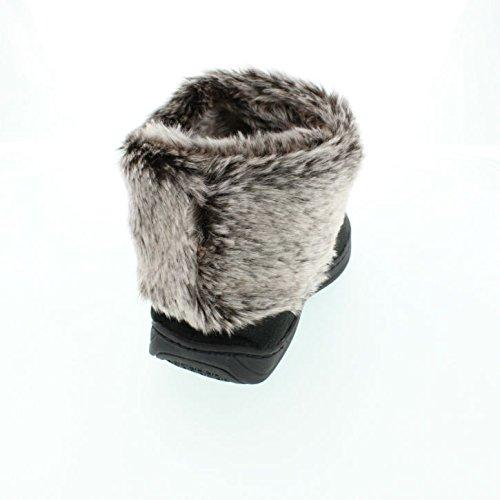 Badgers Womens Boots Fur Happy Faux College NCAA Wisconsin Top Sheepskin Feet Slipper wAPATa