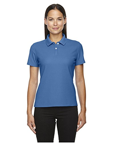 Devon & Jones Ladies' DRYTEC20 Performance Polo>XL SLATE BLUE DG150W