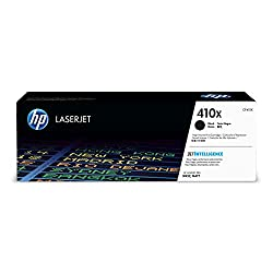 Image of the product HP 410X | CF410X | Toner that is listed on the catalogue brand of HP.