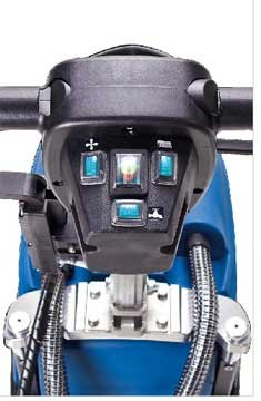 PowerFlite: Predator 14 Battery Powered Scrubber - Predator Cleaner