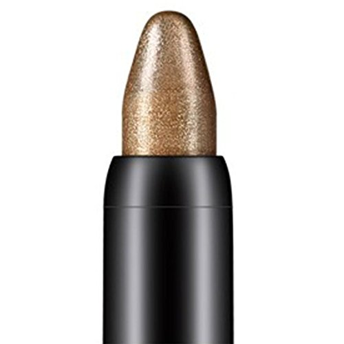 Binmer Shimmer Natural Eyeshadow Light Highlighter Pencil with Cosmetics Makeup (G)