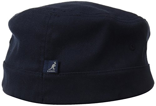 Cap Marino Gorra Wool Textured Azul Hombre Kangol Army Fq1at
