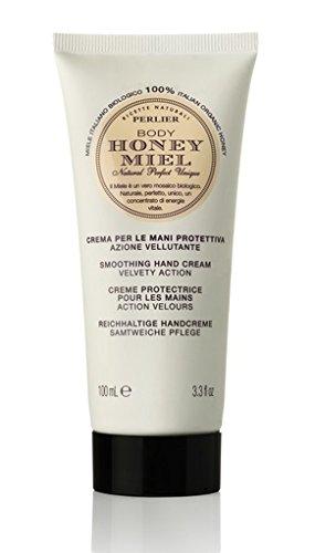 Perlier Organic Honey (Miel) Smoothing Hand Cream 3.3 oz