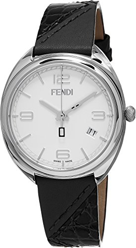Buy fendi white leather dress - 5