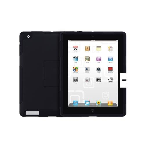 Incipio Silicrylic for Apple iPad 2 - Black/Black (IPAD-211)