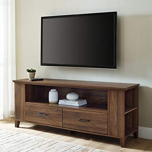 Walker Edison Furniture Company Entertainment TV Stand Console
