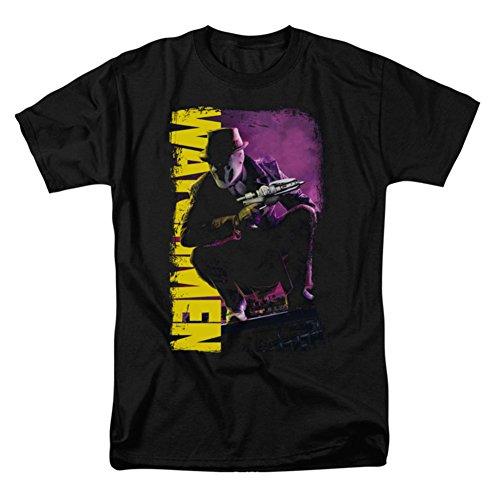 Watchmen Men's Perched T-shirt Black