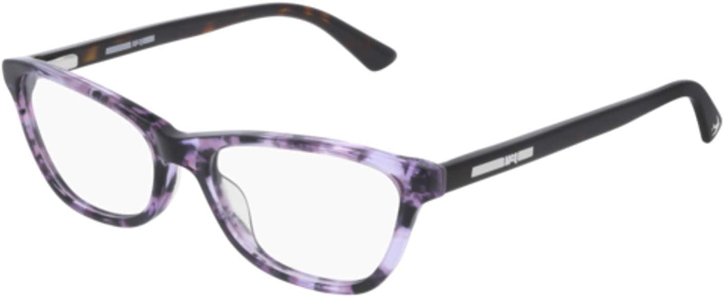 B0813TXL94 Eyeglasses Alexander McQueen MQ 0238 OP- 004 / Havana 41sIKwHSEAL.UL1409_