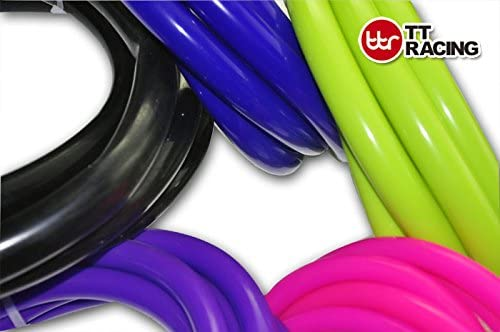 """3//8/"""" 10mm Silicone Vacuum Tube Hose Tubing Pipe Price for 15FT Pink"""