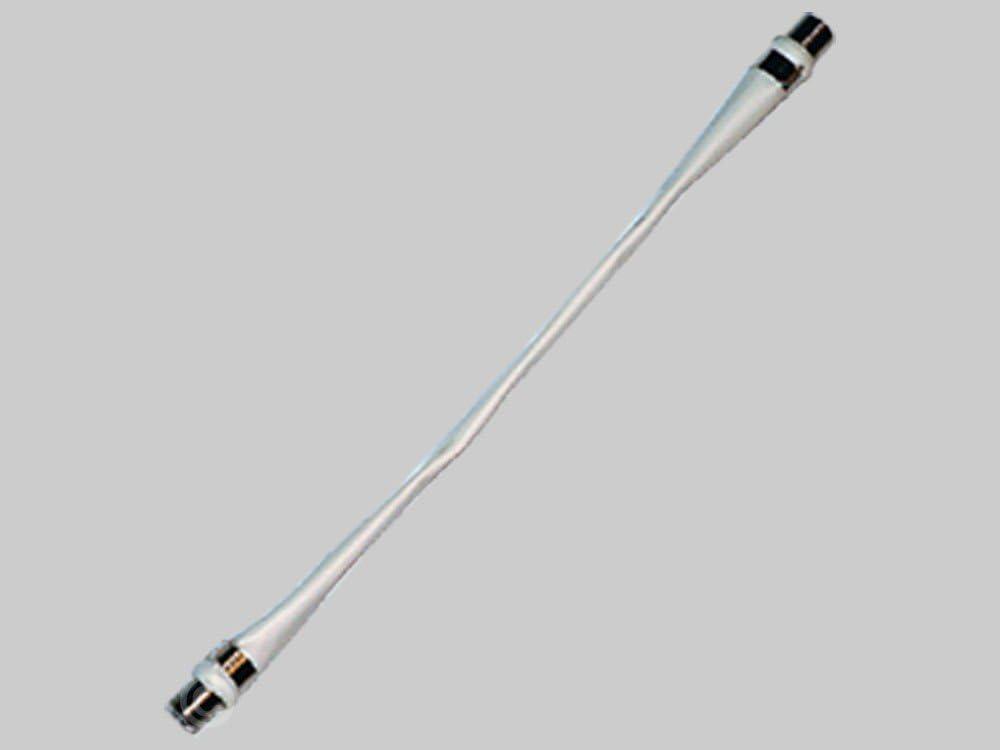 Cable coaxial plano para ventana (2 unidades)
