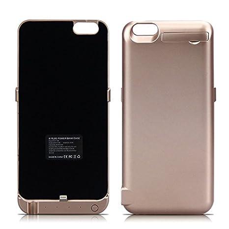 7313e340e85 casefirst Funda Bateria iPhone 6 / iPhone 6S Plus [Ultra Thin] Externa  Recargable Protector