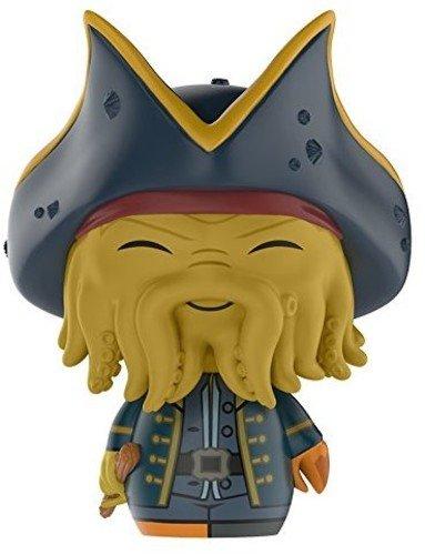 Funko Pirates of the Caribbean Davy Jones Dorbz Figure]()
