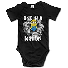 Despicable Me One In A Minion Baby Onesie Outfits