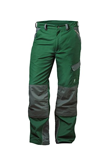 Canvas-Bundhose Elysee® grün/grau