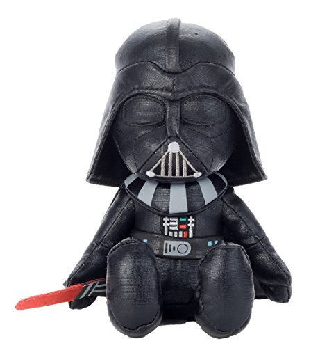 Star Wars beans collection Darth Vader stuffed toy sitting height about 15cm
