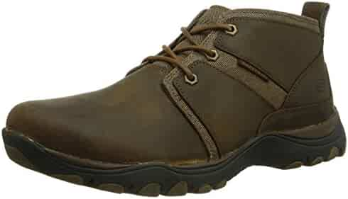 55e066649300f Shopping Lace-up - Skechers - Chukka - Boots - Shoes - Men ...
