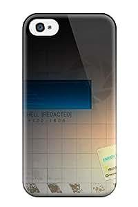 Cute High Quality Iphone 4/4s Portal 2 Aperture Laboratories Case
