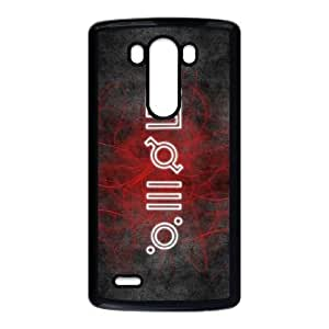 Hard Back Cover Protector Vkhnr LG G3 Cell Phone Case 30 Seconds To Mars Design Durable Phone Cases