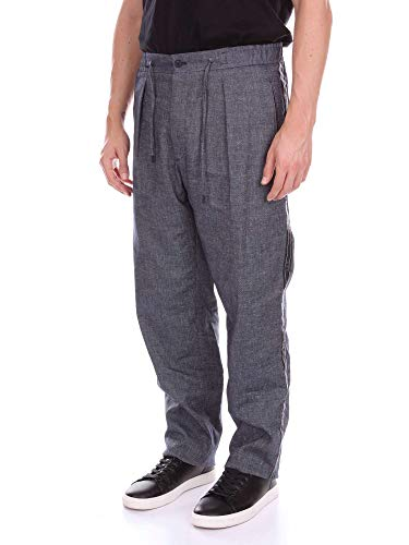 Fb457a2mi Fendi Pantalone Jeans Uomo Blu 01q7d1w