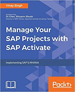 Buy Manage Your SAP Projects with SAP Activate Book Online