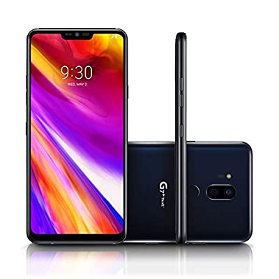 LG G7+ ThinQ LM-G710EAW 128GB/6GB (Factory Unlocked) - GSM ONLY, NO CDMA - No Warranty in The USA (Black) - 4002731 , B07DKWY4DD , 454_B07DKWY4DD , 541 , LG-G7-ThinQ-LM-G710EAW-128GB-6GB-Factory-Unlocked-GSM-ONLY-NO-CDMA-No-Warranty-in-The-USA-Black-454_B07DKWY4DD , usexpress.vn , LG G7+ ThinQ LM-G710EAW 128GB/6GB (Factory Unlocked) - GSM ONLY, NO CDMA - No War