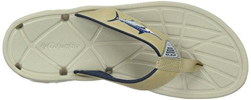 Columbia Mens Supervent Water Shoe Tan Britannico / Marlin
