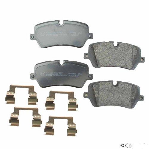 Replacement Mintex Rear Brake Pads (Full set for Rear Axle) MDB3343