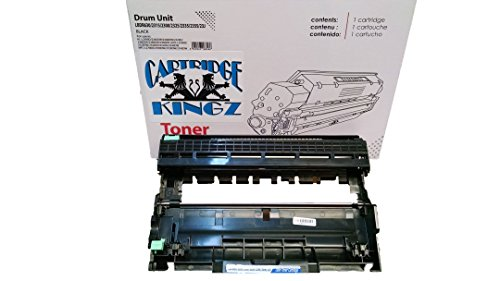 Cartridge Kingz DR630 Brother Compatible DRUM Unit...Yields up to 12,000 pages 12000 Yield Drum Unit