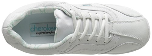 Work Women's Cherokee Springwave Shoe White 8vWBqUn