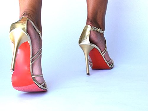 De nbsp;– Tacones Inferior Mujer Colored Cubierta Zapatos Zapata Red nbsp;kit Para Suela Premium Antideslizante g5xqtpxw