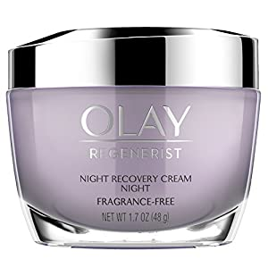 Olay Regenerist Night Recovery Cream Advanced Anti-Aging Night Fragrance-Free 50ml