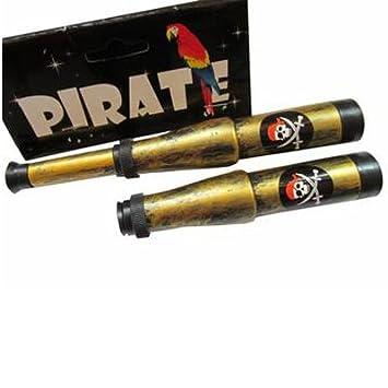 Spielzeug Spielzeug & Modellbau (Posten) Piratenfernrohre Piratenfernrohr Pirat 24 cm Fernrohr Piraten Mitgebsel