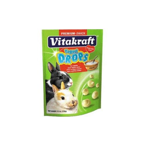 Vitakraft Yogurt Drops Rabbit Treats 5.3-oz ()